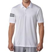 Adidas Climacool 3-Stripes Polo WH