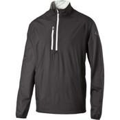 Puma 1/2 Zip Wind Jacket BLACK