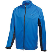 Puma Golf Rain Jacket BLUE