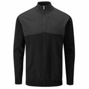 Ping Knight Half-Zip Pullover BLAC