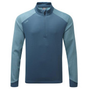 Ping Austin Half-Zip Pullover GREY