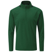 Ping Largo Half-Zip Pullover GREEN