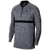 Nike Dry 1/2-Zip Pullover GREY
