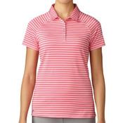 Adidas Women's Double Stripe Polo