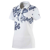 Puma Women's Bloom Polo WHITE