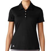 Adidas Women'S 3-Stripes UPF 50+ Polo