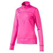Puma Women's Quarter-Zip Pullover