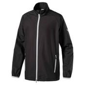 Puma Boys Full-Zip Wind Jacket BLA