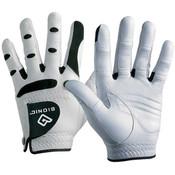 Bionic StableGrip Golf Glove WHITE