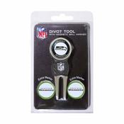 Team Golf NFL Divot Tool and Ball