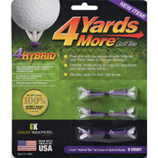 Green Keepers 4 Yards More Golf Te