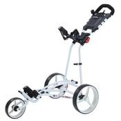 Big Max AutoFold Plus Push Cart WH