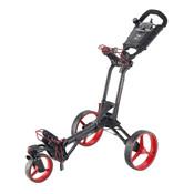 Big Max Z360 Push Cart RED