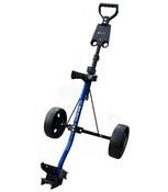 Tartan Mini Cooper Junior Cart BLU