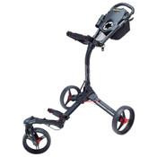 BagBoy TriSwivel II Push Cart RED