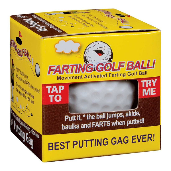 Pro Active Sports Farting Golf Bal